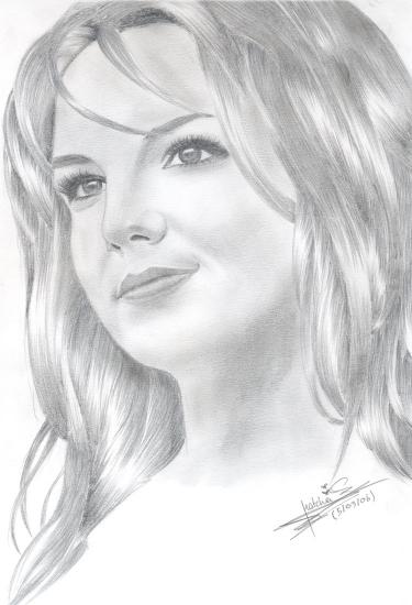 Britney Spears por Patcha
